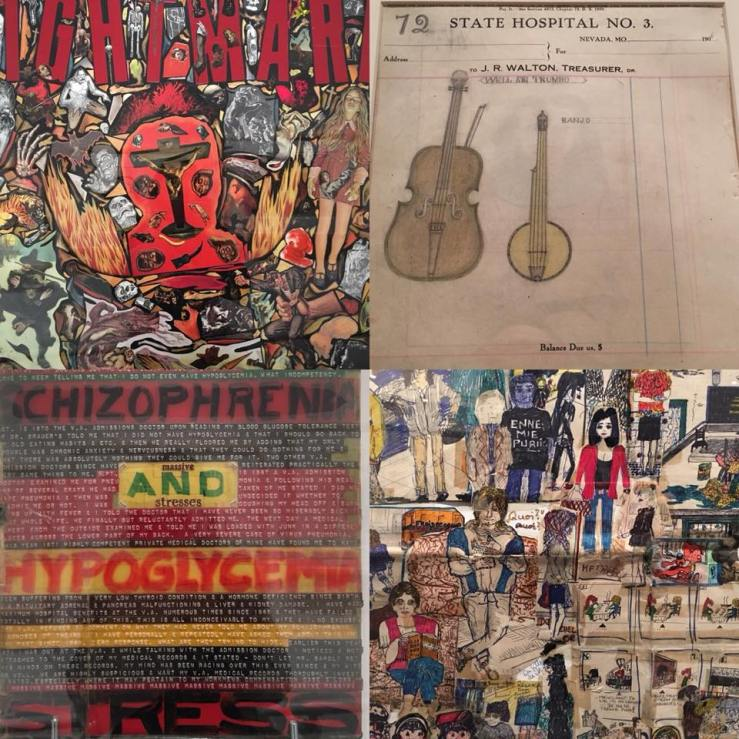 American Folk Art Museum: Vestiges & Verse: Notes from the Newfangled Epic.