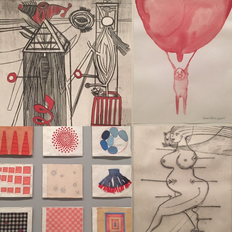 """Louise Bourgeois: An Unfolding Portrait"""