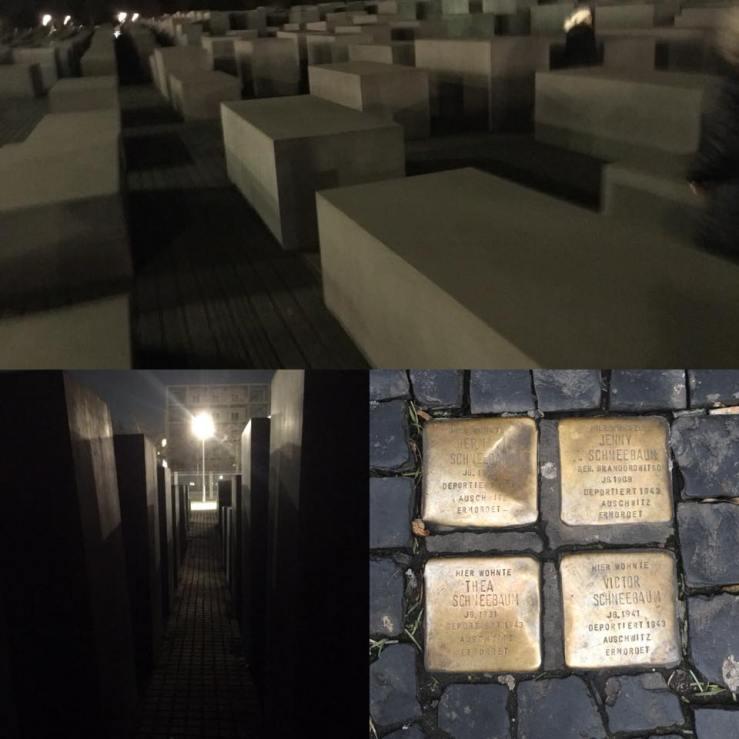 Berlin Memorials.