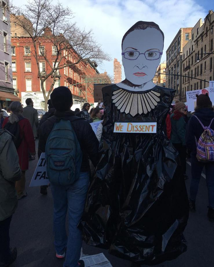 New York Women's March