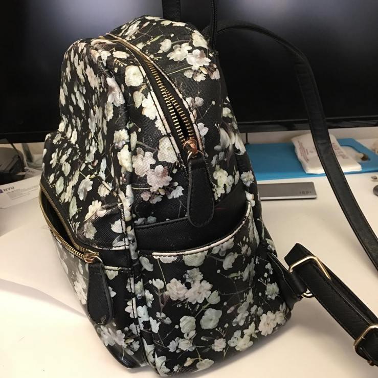 repaired favorite bag