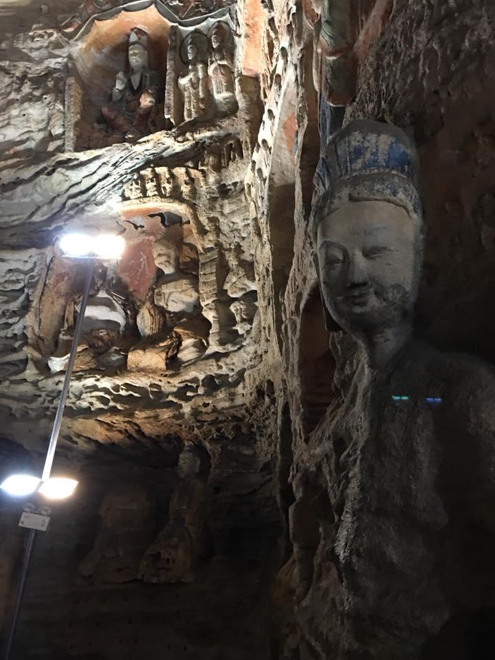 Yungang Grotto | Yungang Shiku, Datong China.