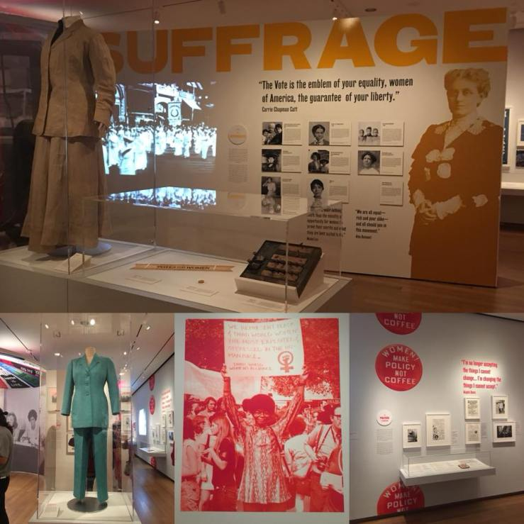 The Museum of the City of New York: Beyond Suffrage: A Century of New York Women in Politics | Art in the Open | King in New York