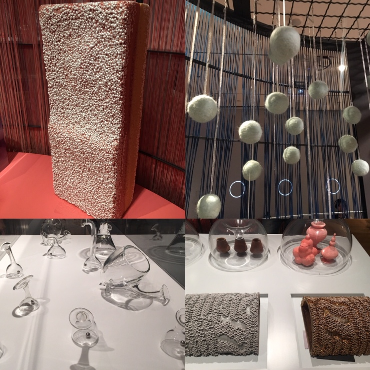 Cooper Hewitt Museum: Access+Ability | Saturated: The Allure and Science of Color | The Senses: Design Beyond Vision | Models & Prototypes Gallery