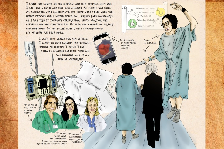 Post-Surgical Hospital Recovery